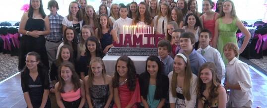 Jamie's Bat Mitzvah