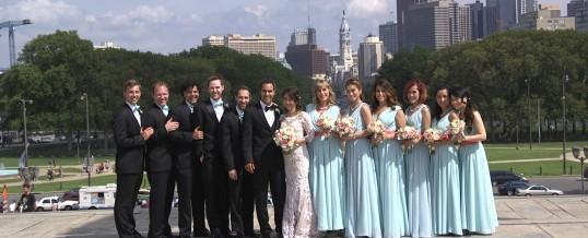 Melissa & Joseph's Wedding at Hotel DuPont