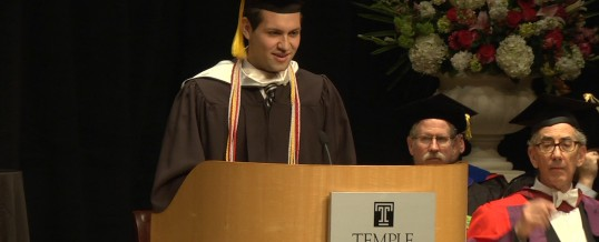 Temple University – Winter Graduation