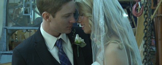 Renee & Zach's Wedding at the Independence Seaport Museum
