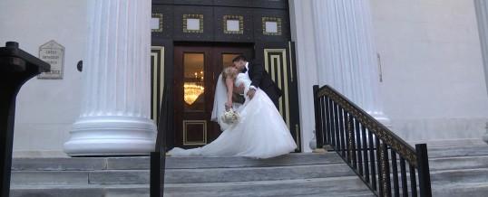 Anastasia & Robert's Wedding at the Hyatt at the Bellevue