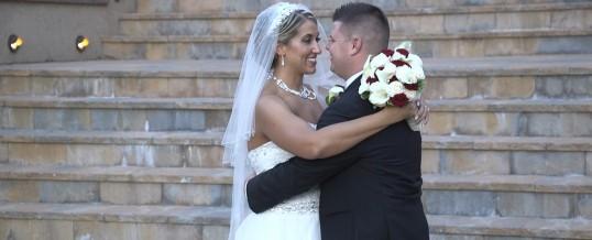 Val & Brad's Wedding at Brigalias