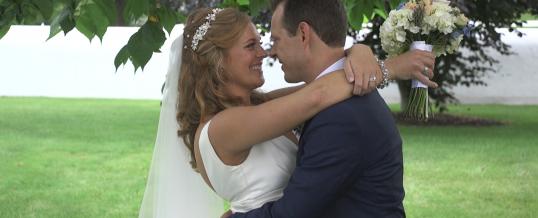 Erin & Luke's Wedding at Normandy Farm