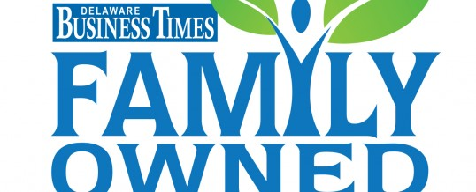 Delaware Business Times 2016 Family Owned Business Awards