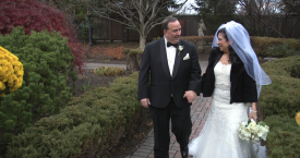 Annette & Michael's Wedding at The Radnor Hotel
