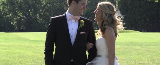 Kristen & Owen's Wedding at St. Davids Golf Club