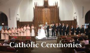 Catholic Ceremonies