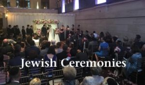 Jewish Ceremonies