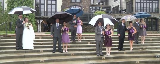 Meira & Eric's Wedding at The Lake House Inn