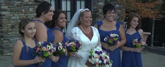 Lori & Mark's Wedding at the Lake House Inn