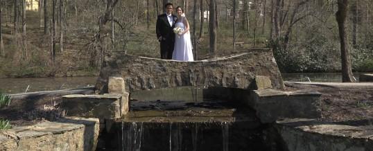 Rosine & Elliot's Wedding at Columbia Station