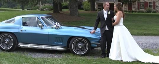 Heather & Brian's Wedding at Brandywine Manor House