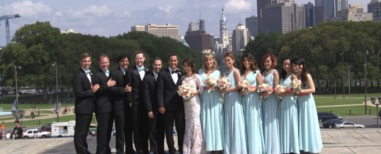 Minnie & Marc's Wedding at Please Touch Museum