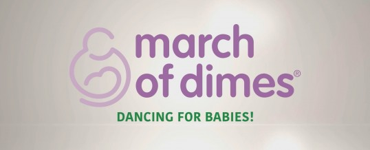 March of Dimes Dancing for Babies 2015