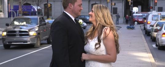 Ashley & Joe's Wedding at Franklin Institute