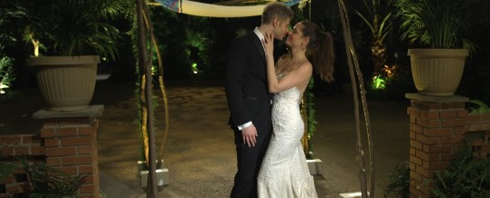 Nicole & Jon's Wedding at Fairmount Horticulture Center