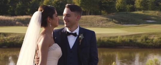 Brittany & Thomas' Wedding at RiverCrest Golf Club