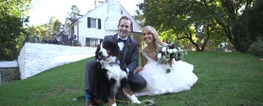 Julia & Chuck's Wedding at Philander Chase Knox Estate