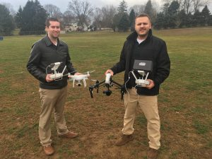 Our drone videographers