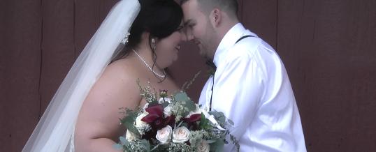 Jessica & Michael's Wedding at Brandywine Manor House