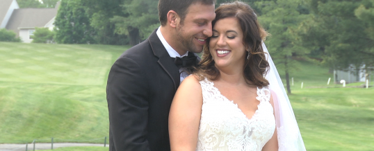Liz & Drew's Wedding at Penn Oaks Golf Club