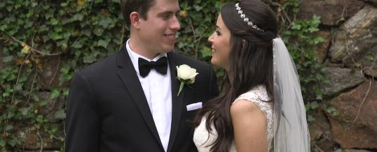 Laura & Ben's Wedding at Mendenhall Inn