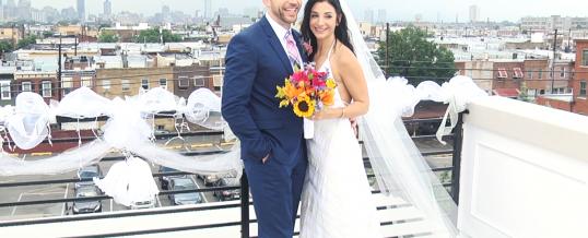 Capri & Neil's Wedding at Jose Pistola's