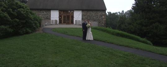 Katie & Paul's Wedding at Tyler Arboretum